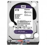 HDD 4T Gb Western Purple  – Sata  chuyên camera